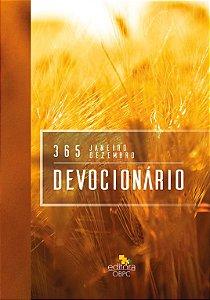 Devocionário 2019 - Capa tradicional
