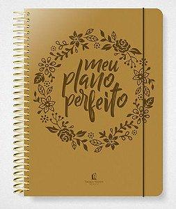 Agenda - Meu Plano Perfeito - Luxo
