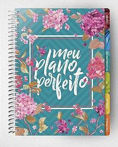 Agenda - Meu Plano Perfeito - Floral