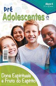 Revista Pré-adolescentes (11 a 12 anos) Aluno - 2º Trimestre 2020
