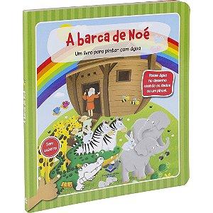 Um livro para pintar com água - A Barca de Noé
