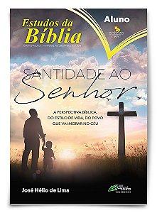 Estudo Bíblico - Santidade ao Senhor - Aluno