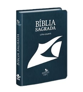 Bíblia da Igreja OBPC - Capa Azul