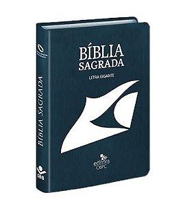 Promoção - Bíblia da Igreja OBPC - Capa Azul