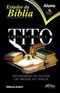 Estudo Bíblico - Carta de Paulo a Tito - Aluno