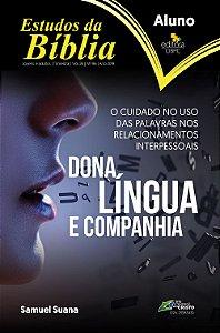 Estudo Bíblico - Dona Língua e Companhia - Aluno