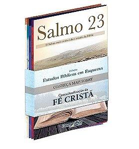 Coleção Estudos Bíblicos em Esquema - Conceitualização da Fé Cristã