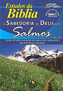Estudo Bíblico - A Sabedoria de Deus nos Salmos - Vol. 2 - Aluno