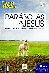 Estudo Bíblico - Parábolas de Jesus - Aluno