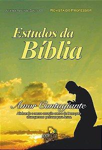 Estudo Bíblico - Amor Contagiante - Professor
