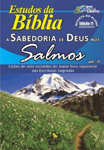 Estudo Bíblico - A Sabedoria de Deus nos Salmos - Vol. 2 - Professor