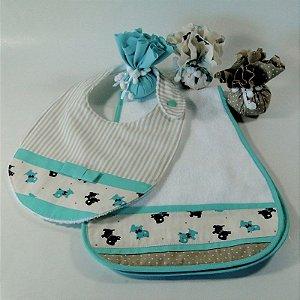 Kit Bebê Cute-Cute