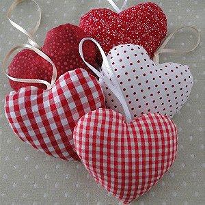 Lembrancinha - Sachê Coração