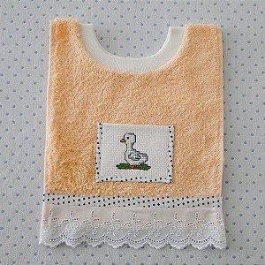 Babador toalha para Bebê