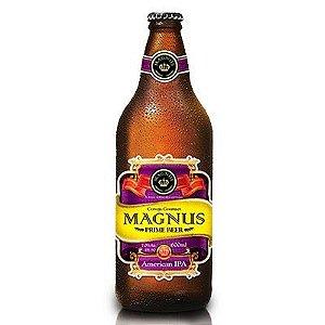 Cerveja Magnus American Ipa 600ml