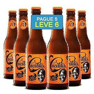 Cerveja Cacildis 355ml - Na Compra de 5 Leve 6