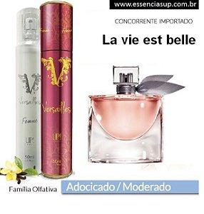 Perfume feminino UP! VERSAILLES - LA VIE EST BELLE 50ml