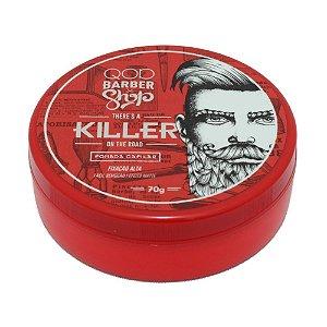 POMADA CAPILAR KILLER - QOD Barber Shop