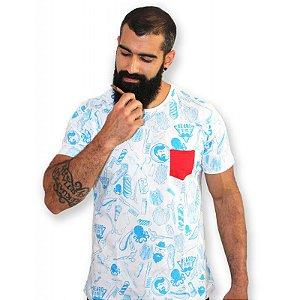 Camiseta Barbershop - Beard