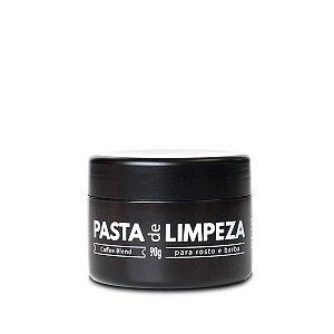 PASTA DE LIMPEZA PARA ROSTO E BARBA – COFFEE BLEND - Barba Brava