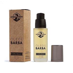ÓLEO PARA BARBA – COFFEE BLEND - Barba Brava