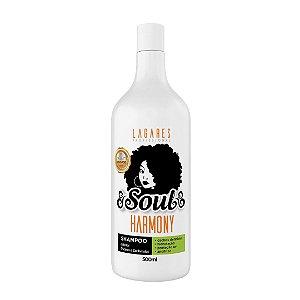 Soul Harmony - Shampoo cachos, crespos e ondulados