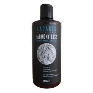 Progressiva Harmony Liss 500ml - Lagares Profissional