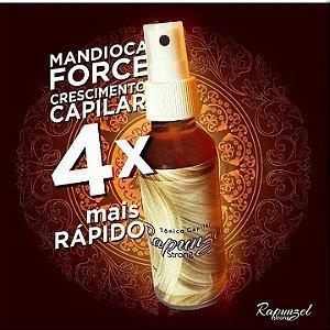 Tônico Capilar Rapunzel Strong Mandioca Force