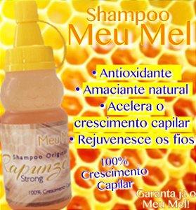 Shampoo Rapunzel Strong Meu Mel