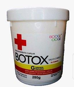 Realinhamento Capilar Botox - Boogie Oogie