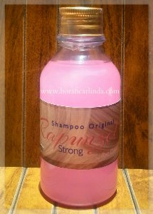 Shampoo Rapunzel Strong Rosa Chiclete