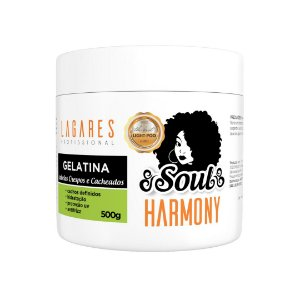 Soul Harmony - Gelatina Crespos e Cacheados