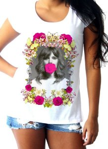 T-shirt Índia Boho