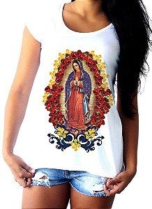 T-shirt Virgem de Guadalupe