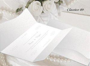 Convite Clássico 09 - R$ 3,15*