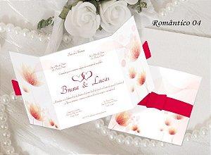 Convite Romântico 04