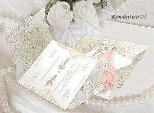 Convite Romântico 05