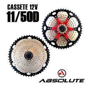 CASSETE  ABSOLUTE 12V - 11-50T