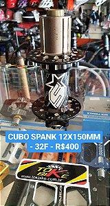CUBO SPANK 12X150MM SEMI NOVO