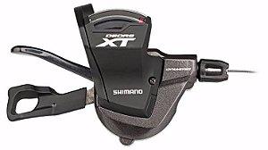 ALAVANCA SHIMANO XT - SL-M8000 - 11V - DIREITO