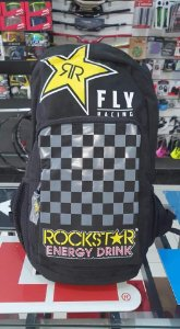 MOCHILA FLY RACING - ROCK STAR