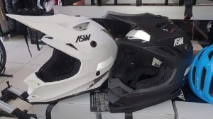 CAPACETE ASW FUSION SOLID 2021