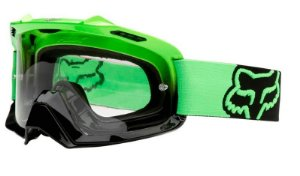 OCULOS FOX - AIR SPC - VERDE/PRETO
