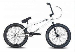 "BICICLETA BMX DRB HIGHWAY - BRANCO - 20"""