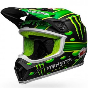 CAPACETE BELL MX9 - SHOWTIME - MIPS