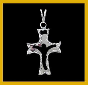 Crucifixo vazado