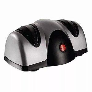 Amolador Afiador Elétrico De Facas De Cozinha E Esportivas 127v