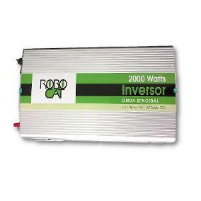 Inversor 2000w conversor de Tensão 12v P/110v Onda Senoidal Pura