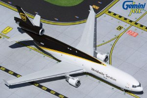 Gemini Jets 1:400 UPS Worldwide Services McDonnell Douglas MD-11F
