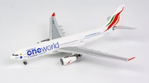"""NG Models 1:400 Srilankan Airlines """"One World"""" Airbus A330-200"""